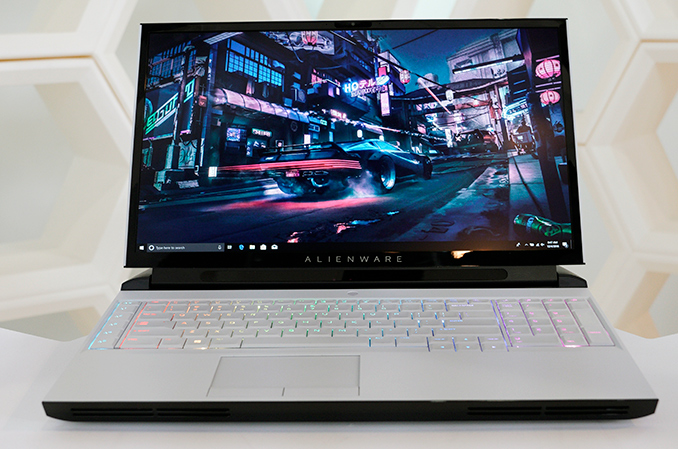 CES 2019: Dell Alienware Area-51m DTR Laptop with Core i9-9900K