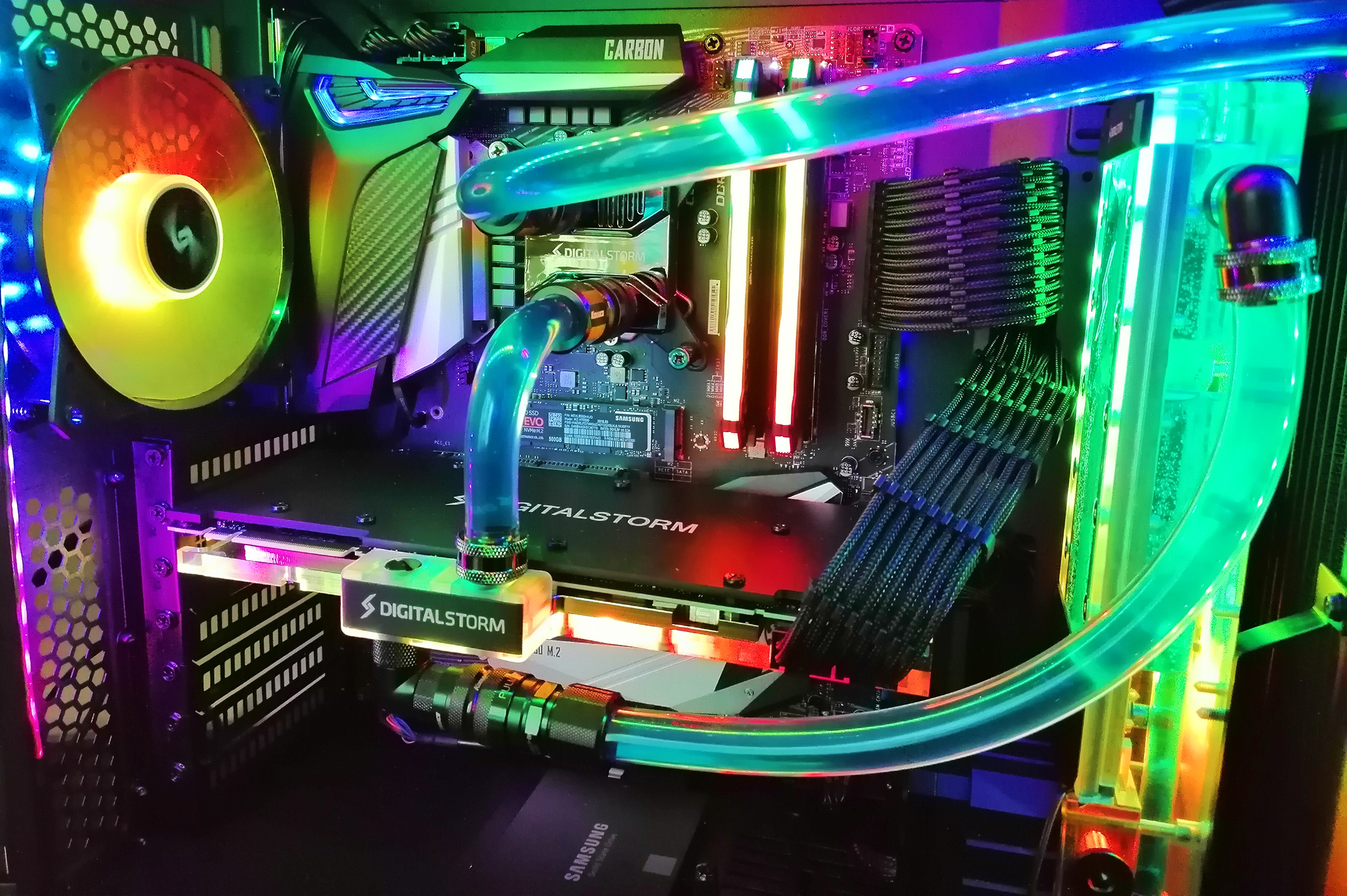 CES 2019: Digital Storm Entry-Level Vanquish PC with Bespoke Chassis