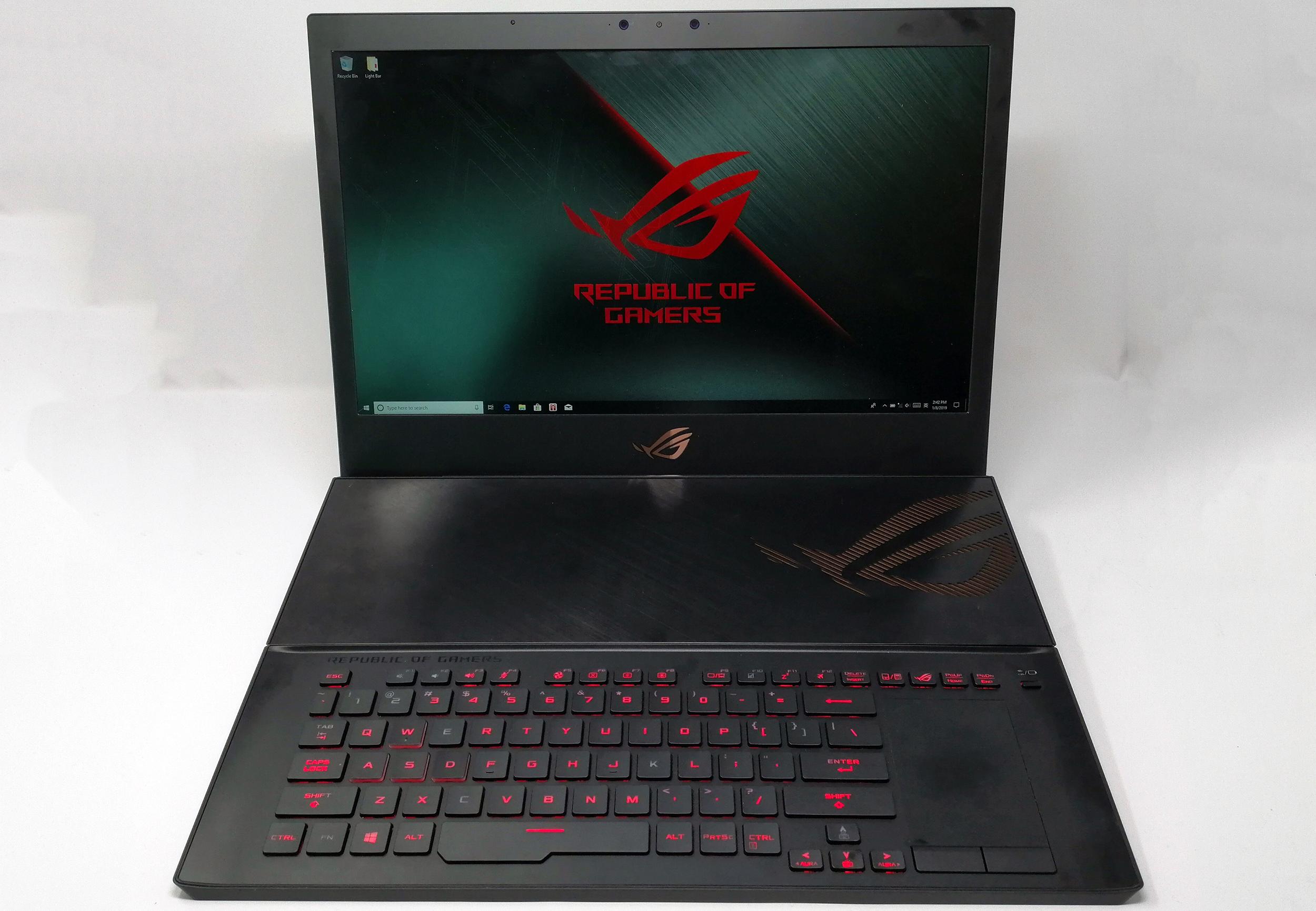 ASUS ROG 'Mothership' GZ700GX 17 3-inch G-Sync Gaming Laptop