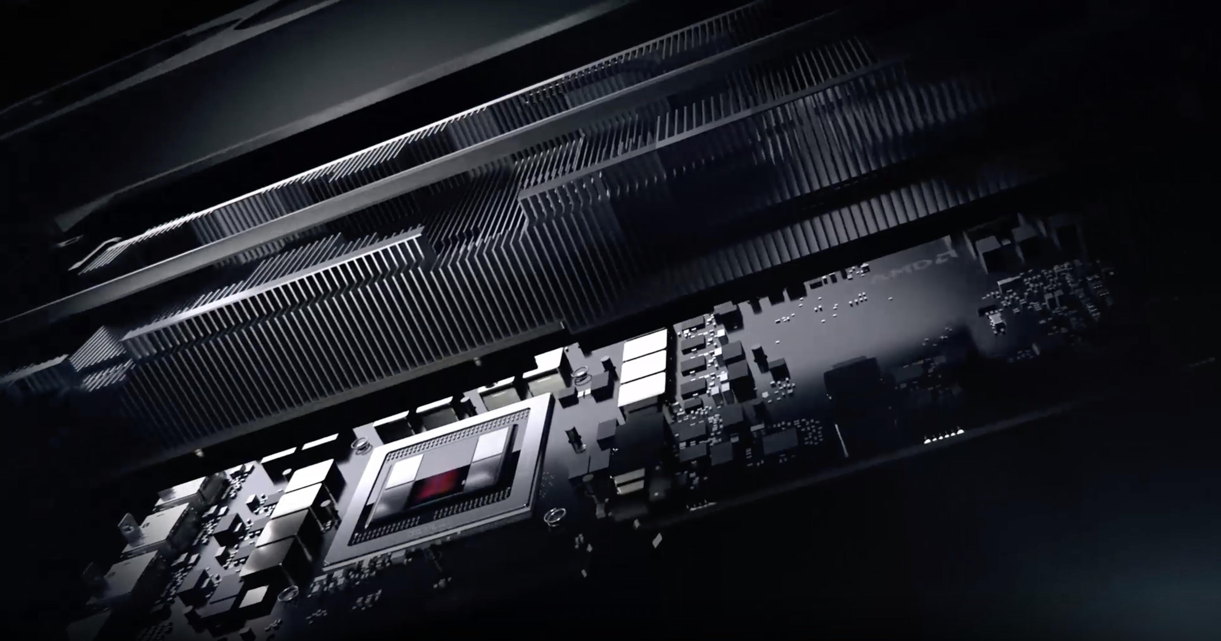 Meet the AMD Radeon VII - The AMD Radeon VII Review: An