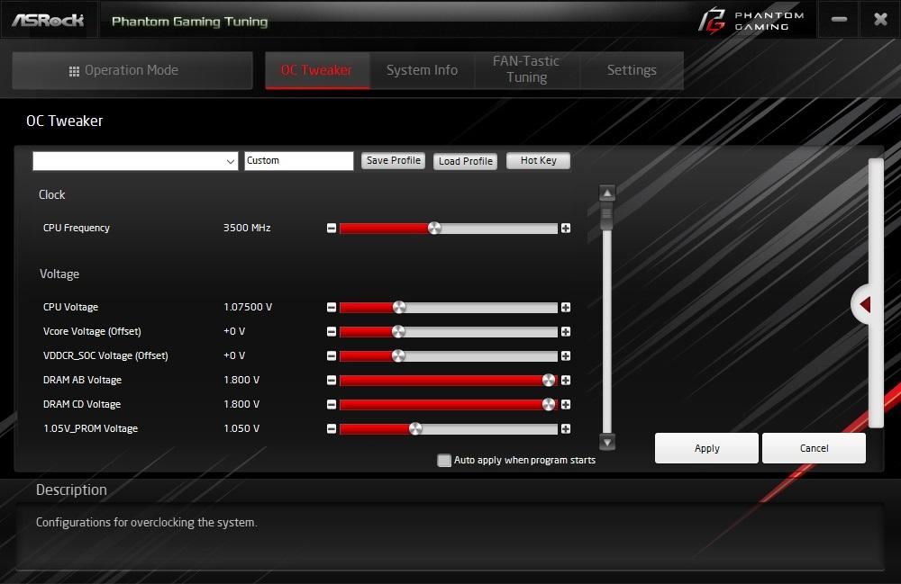 BIOS And Software - The ASRock X399 Phantom Gaming 6