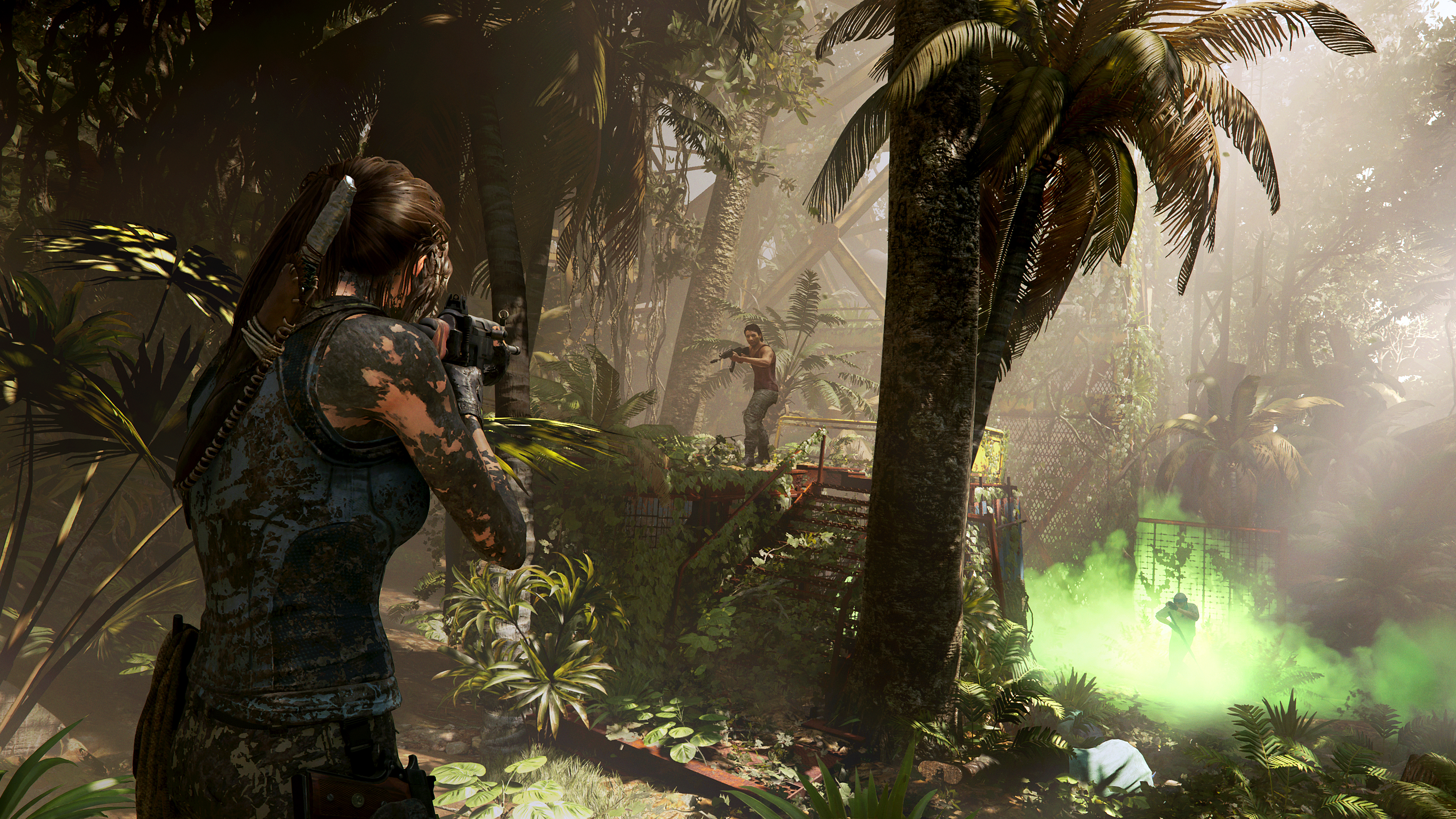 Gaming Shadow Of The Tomb Raider Dx12 The Amd Ryzen 5 2500x