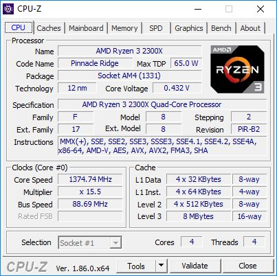 The AMD Ryzen 5 2500X and Ryzen 3 2300X CPU Review