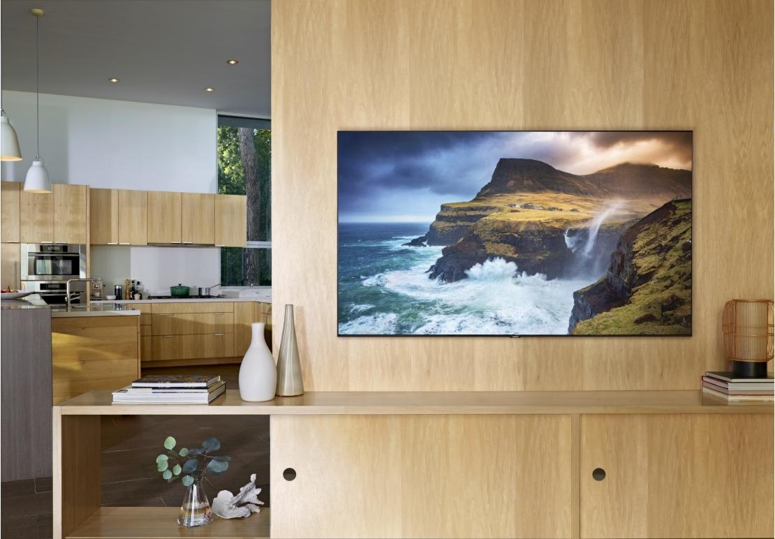 Samsung's 2019 QLED UHD TVs: 8K TVs Revamped, 4K TVs Get New