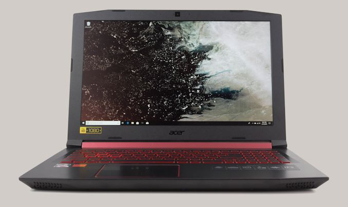 The Acer Nitro 5 Gaming Laptop Review: Absolutely AMD
