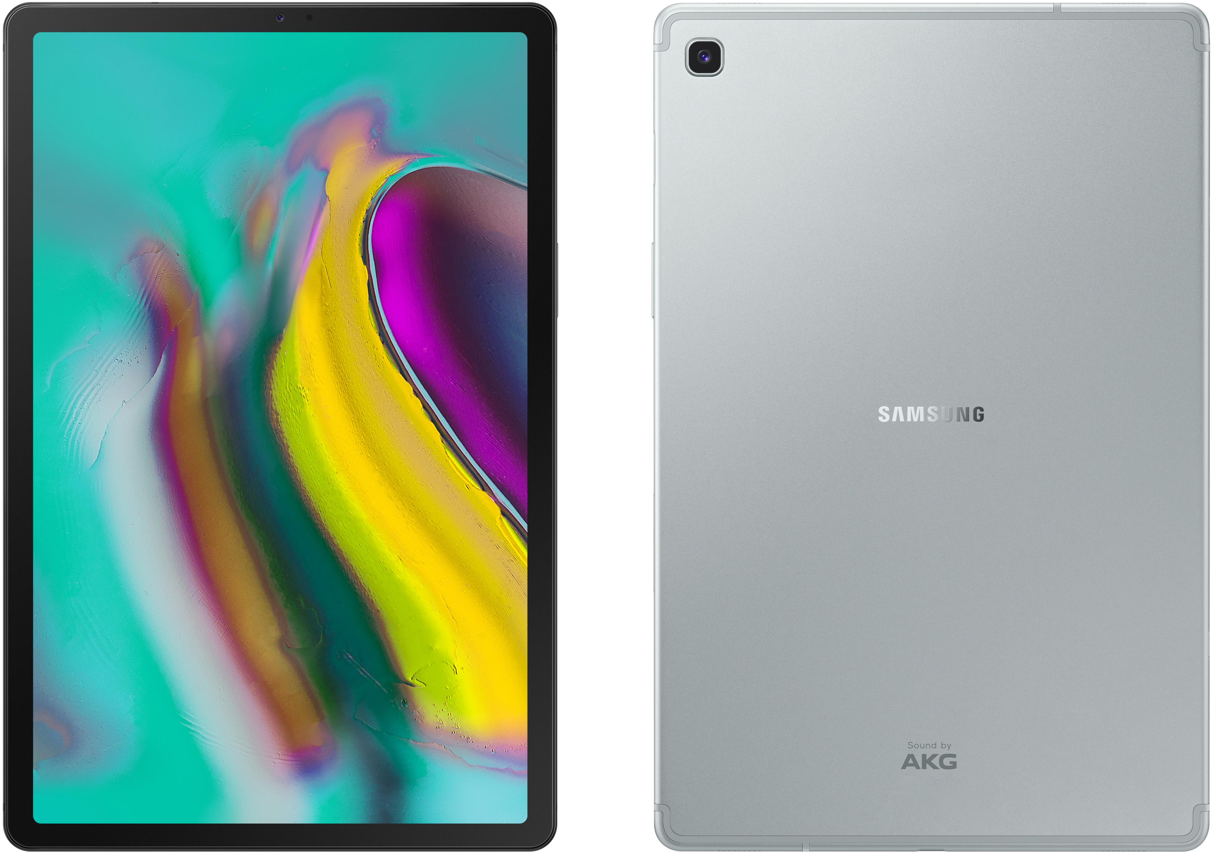 Samsung Unveils Galaxy Tab S5e: 10 5-Inch sAMOLED with USB-C