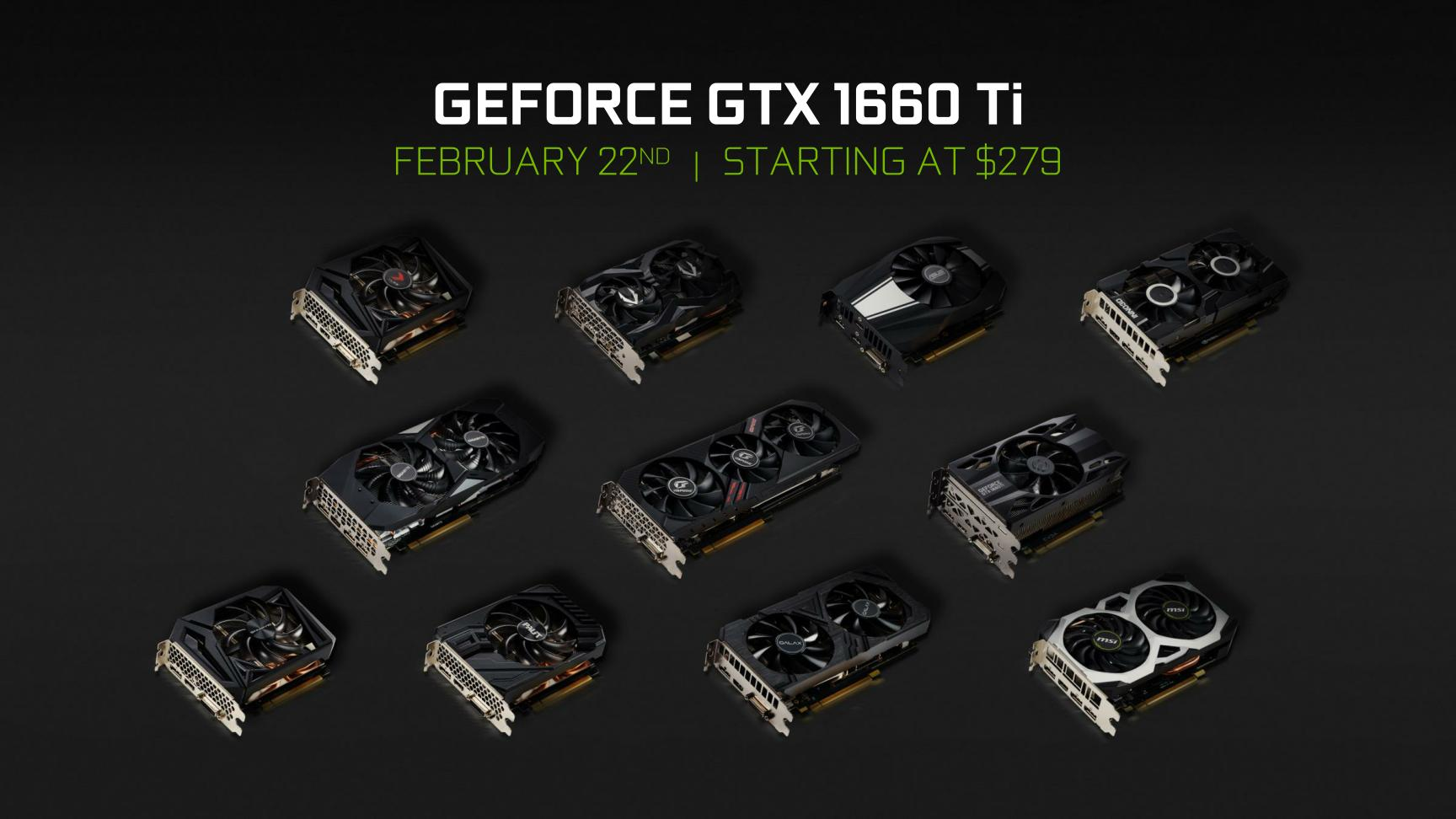 The NVIDIA GeForce GTX 1660 Ti Review, Feat  EVGA XC GAMING
