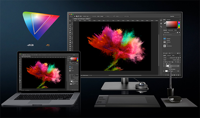 BenQ Unveils PD3220U Professional Monitor with AQColor, TB3