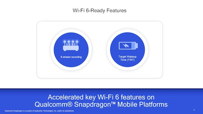 Qualcomm Launches the QCA6390 Chipset: 1 8 Gbps Wi-Fi 6