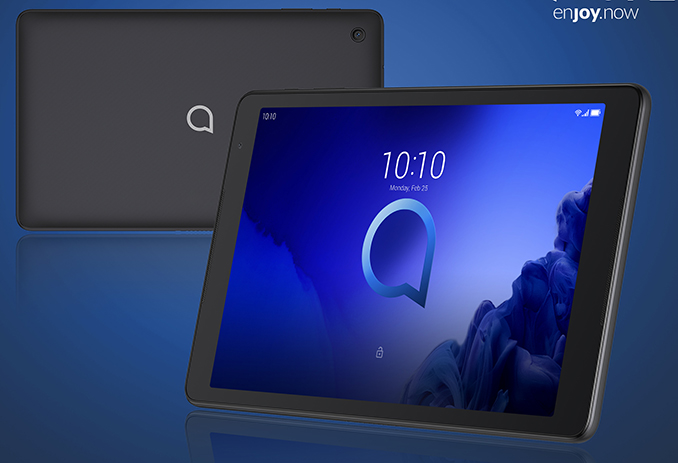 Alcatel 3T 10 Launched: An Entry Level Android Tablet
