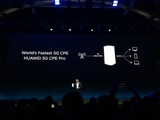 MWC 2019: Huawei Connecting Future Press Event, a Live Blog (1pm UTC)