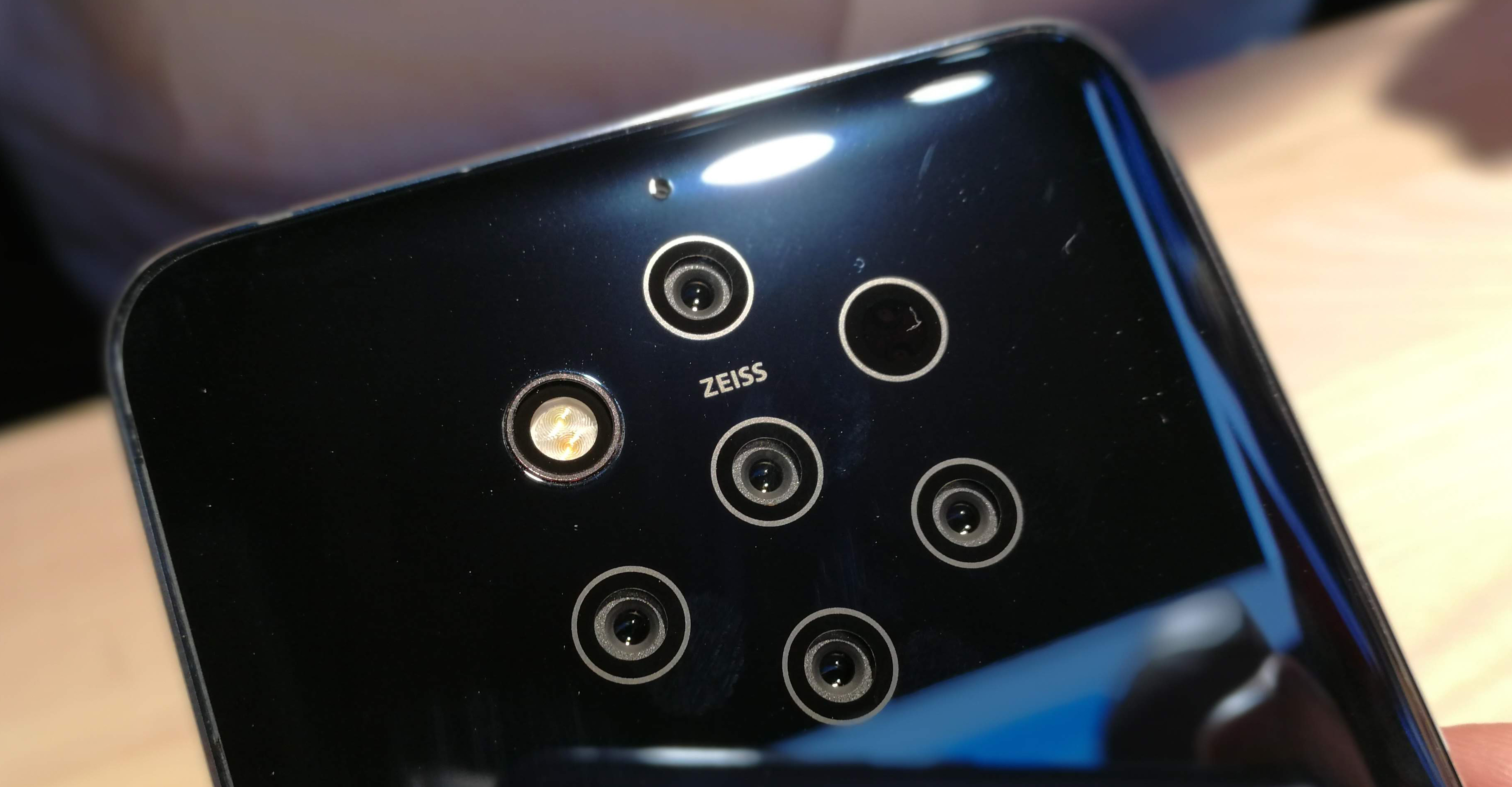 Nokia Launches Nokia 9 PureView at MWC 2019: So I Heard You Like Cameras