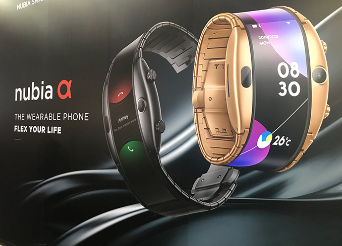 Nubia Alpha: Is that a smartphone on your wrist, or are you on prison release?