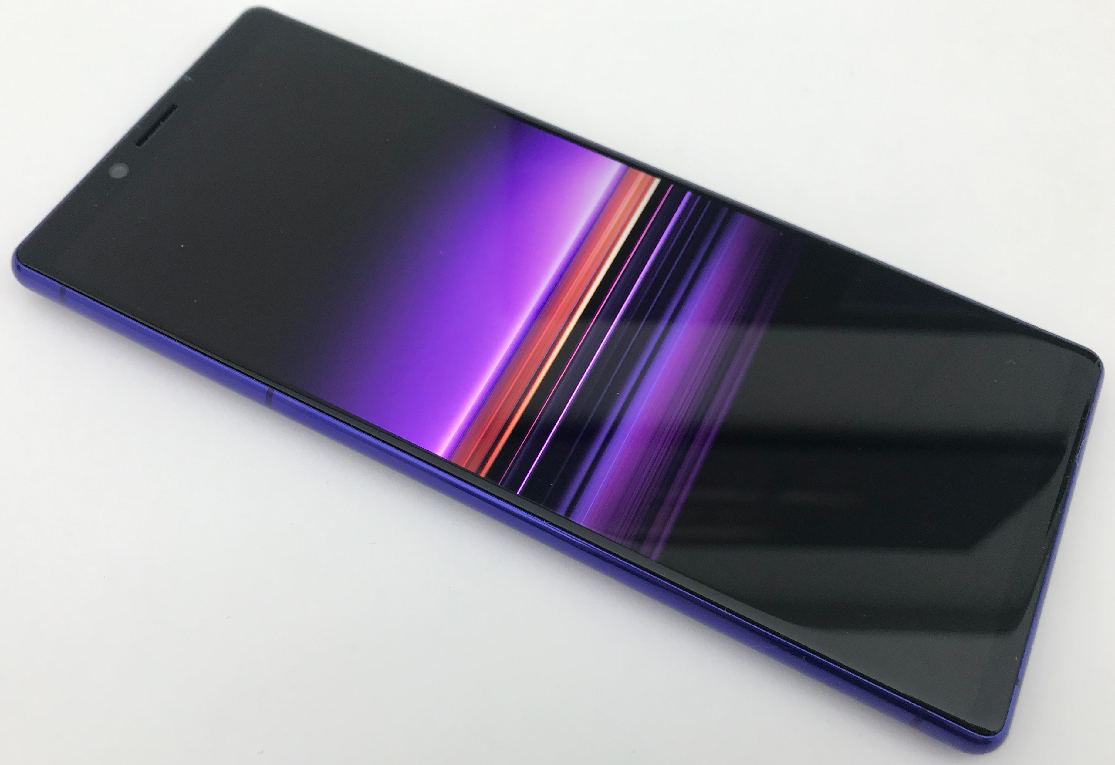 The Sony Xperia 1: A Long 21:9 HDR 4K OLED Smartphone