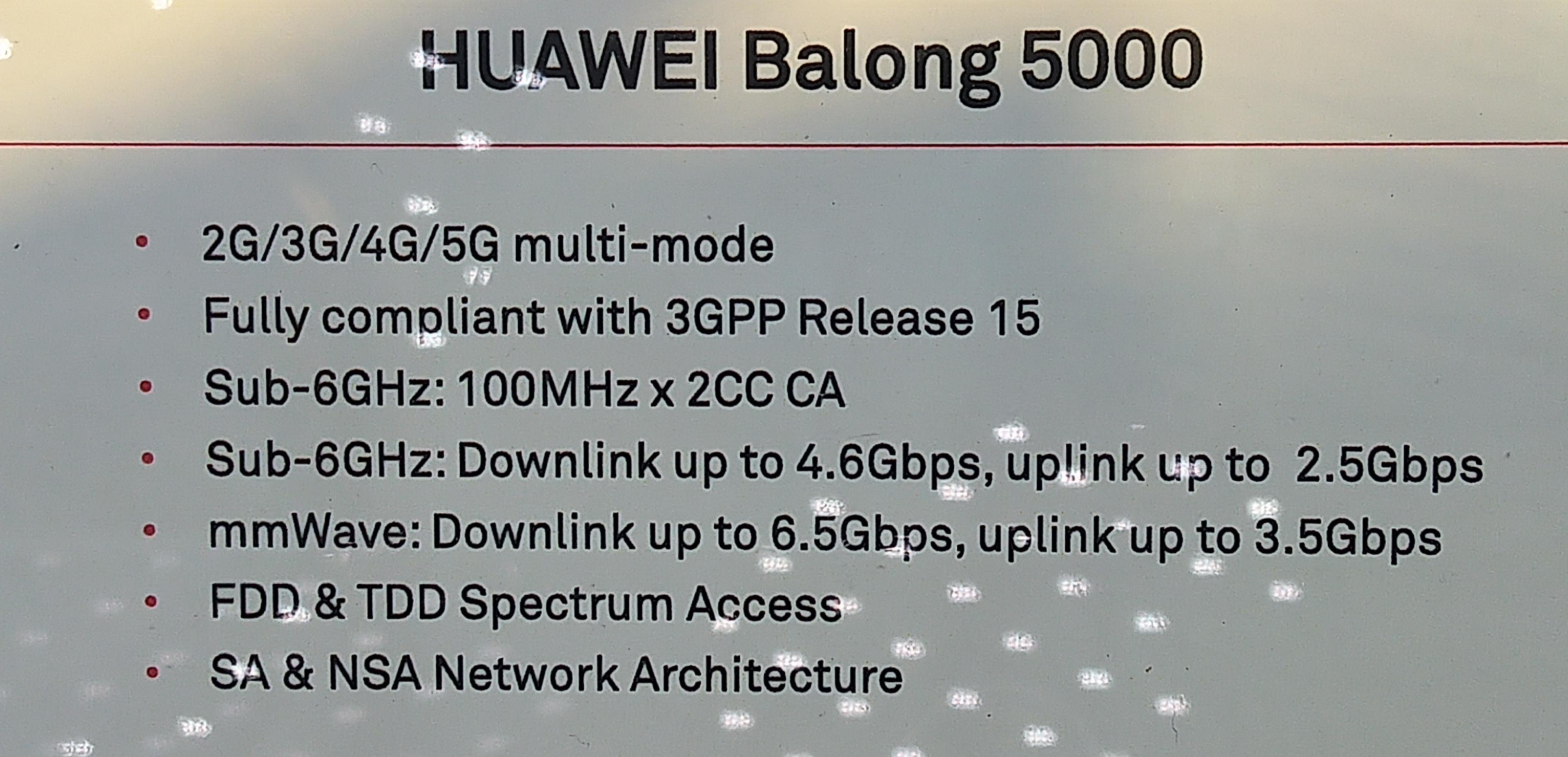 Sizing Up The 5G Modem Market: Qualcomm, Intel, Huawei