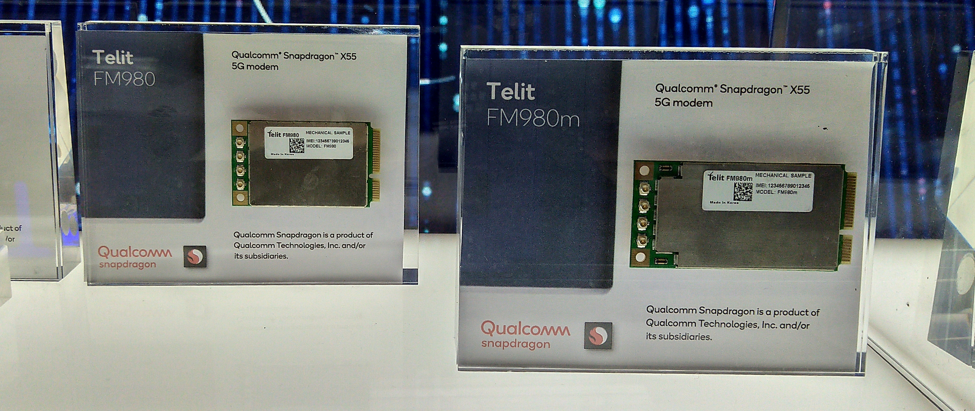 Pictured: Intel and Qualcomm to offer 5G Modules for M 2 Slots
