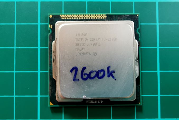 Best Single Core Performance 2019 Upgrading from an Intel Core i7 2600K: Testing Sandy Bridge in 2019