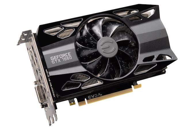 The NVIDIA GeForce GTX 1660 Review, Feat  EVGA XC