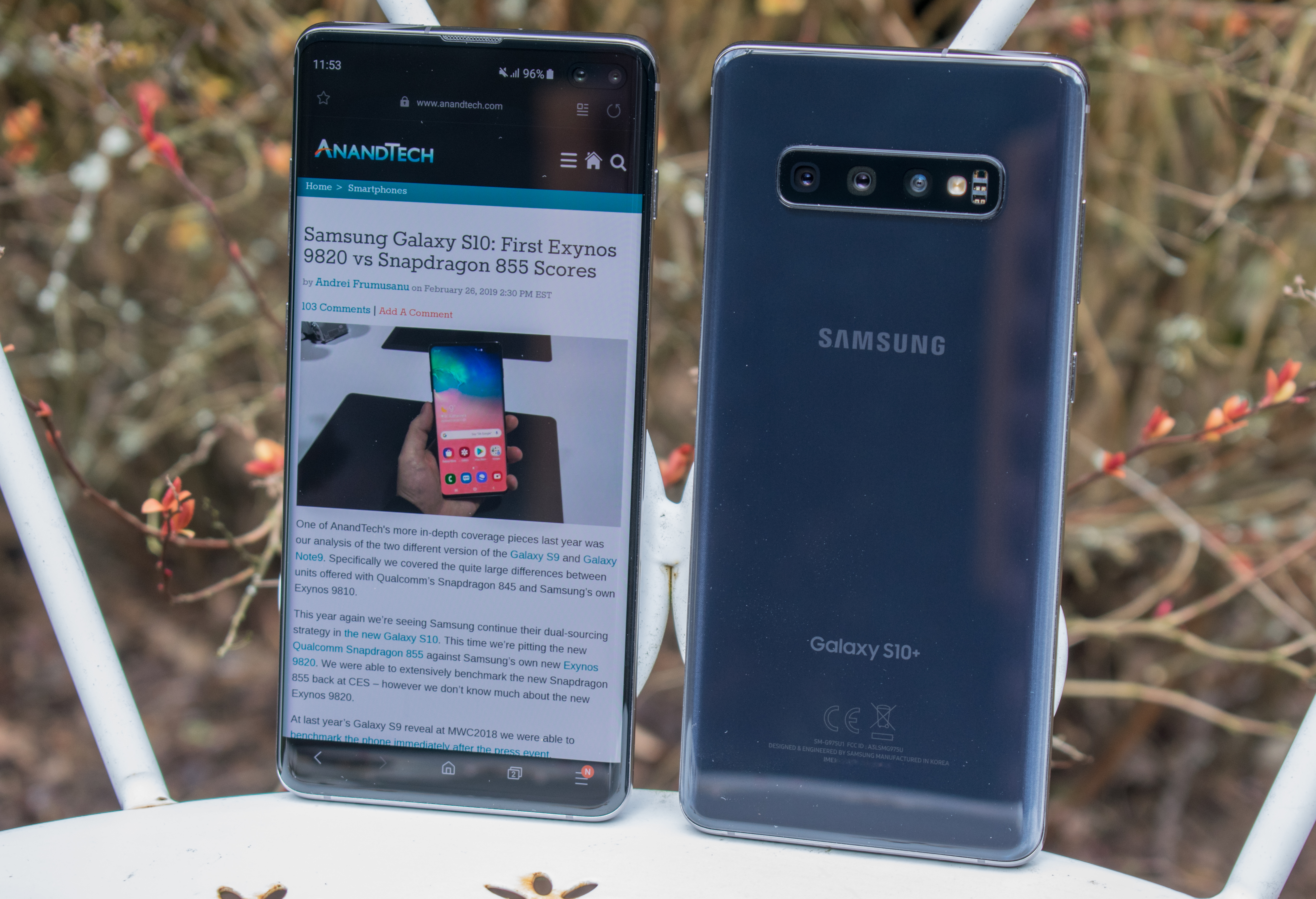 Conclusion & End Remarks - The Samsung Galaxy S10+