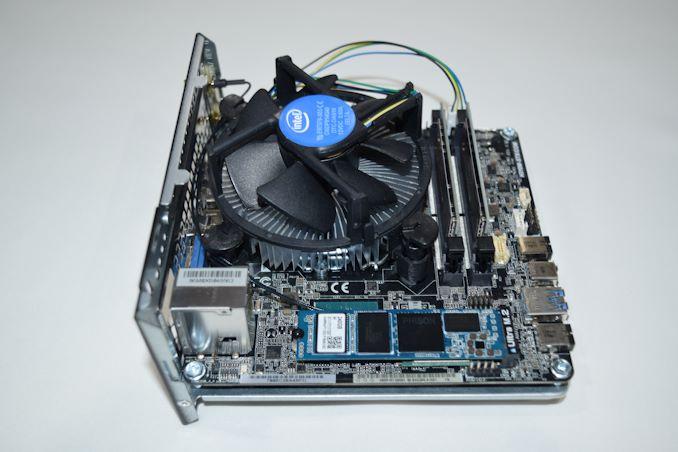 The ASRock DeskMini 310 Mini-PC Review: A Cost-Effective Mini-STX