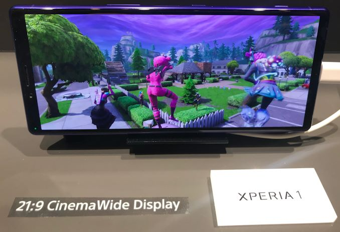 Sony Xperia 1, the Long 21:9 Smartphone, Available for Pre-Order