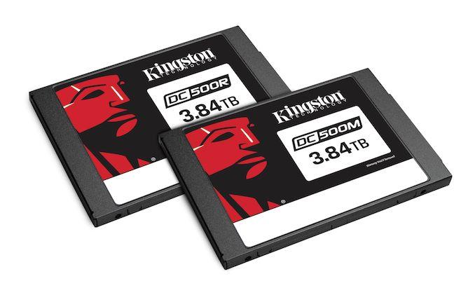 Kingston Launches New Enterprise SATA SSDs