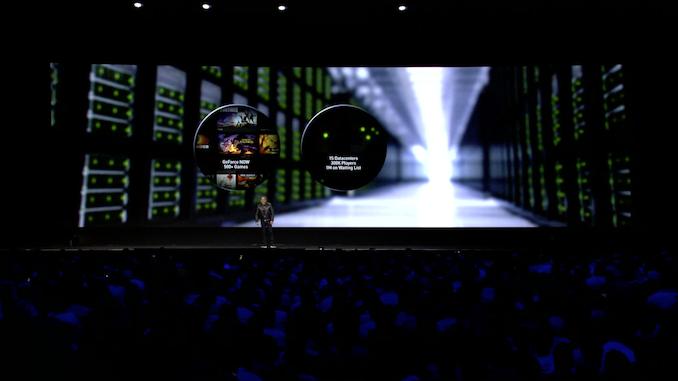 The NVIDIA GPU Tech Conference 2019 Keynote Live Blog