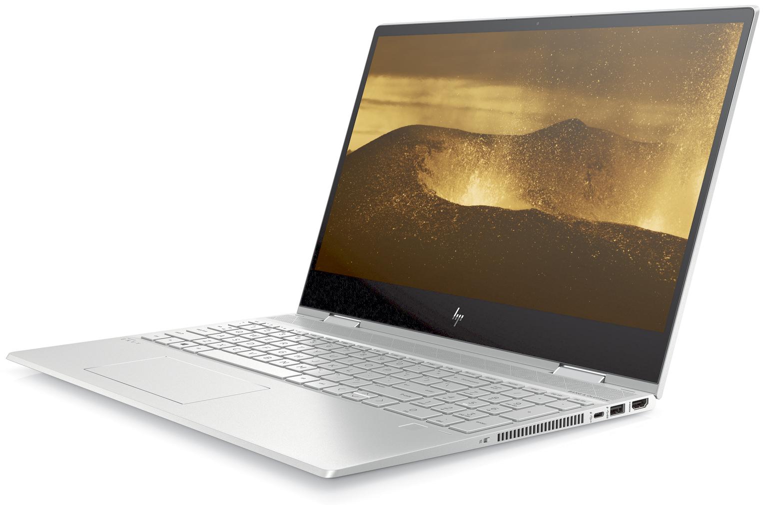 HP Reveals Envy x360 15 Laptops with AMD's Latest Ryzen APUs