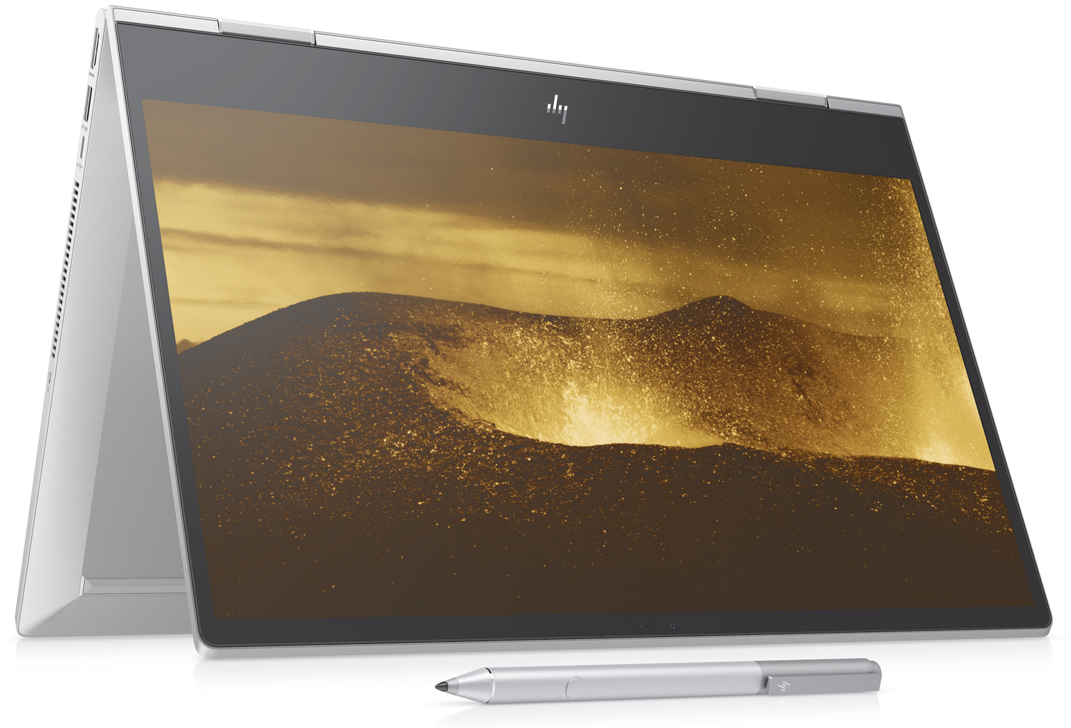 HP Reveals Envy x360 15 Laptops with AMD's Latest Ryzen APUs