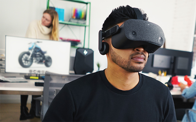 HP Reverb Virtual Reality Headset: A 4K HMD with 6DOF
