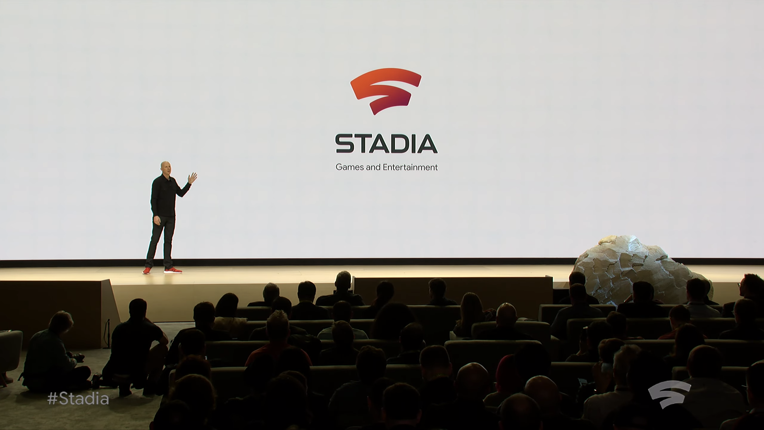 Google Announces Stadia: A Game Streaming Service