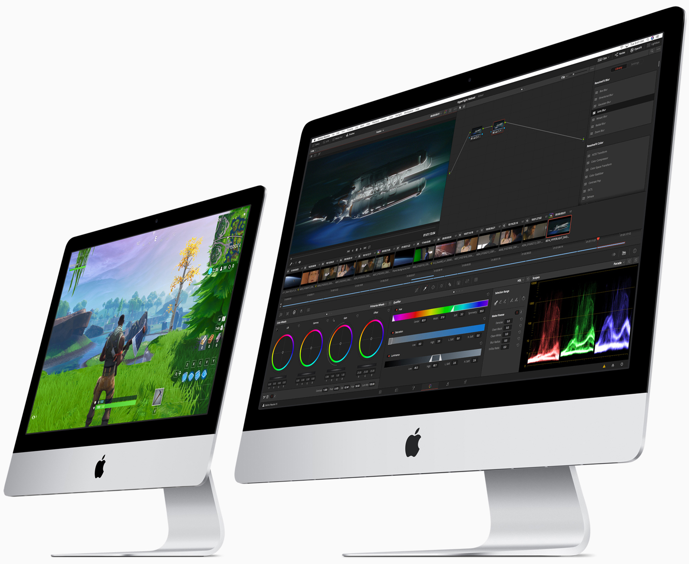 Apple Upgrades iMac and iMac Pro: More Cores, More Graphics