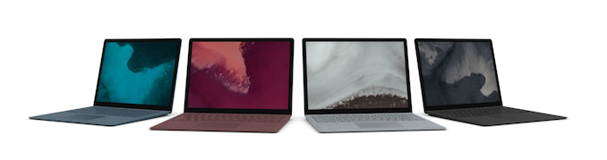 The Microsoft Surface Laptop 2 Review: Surface Essentials