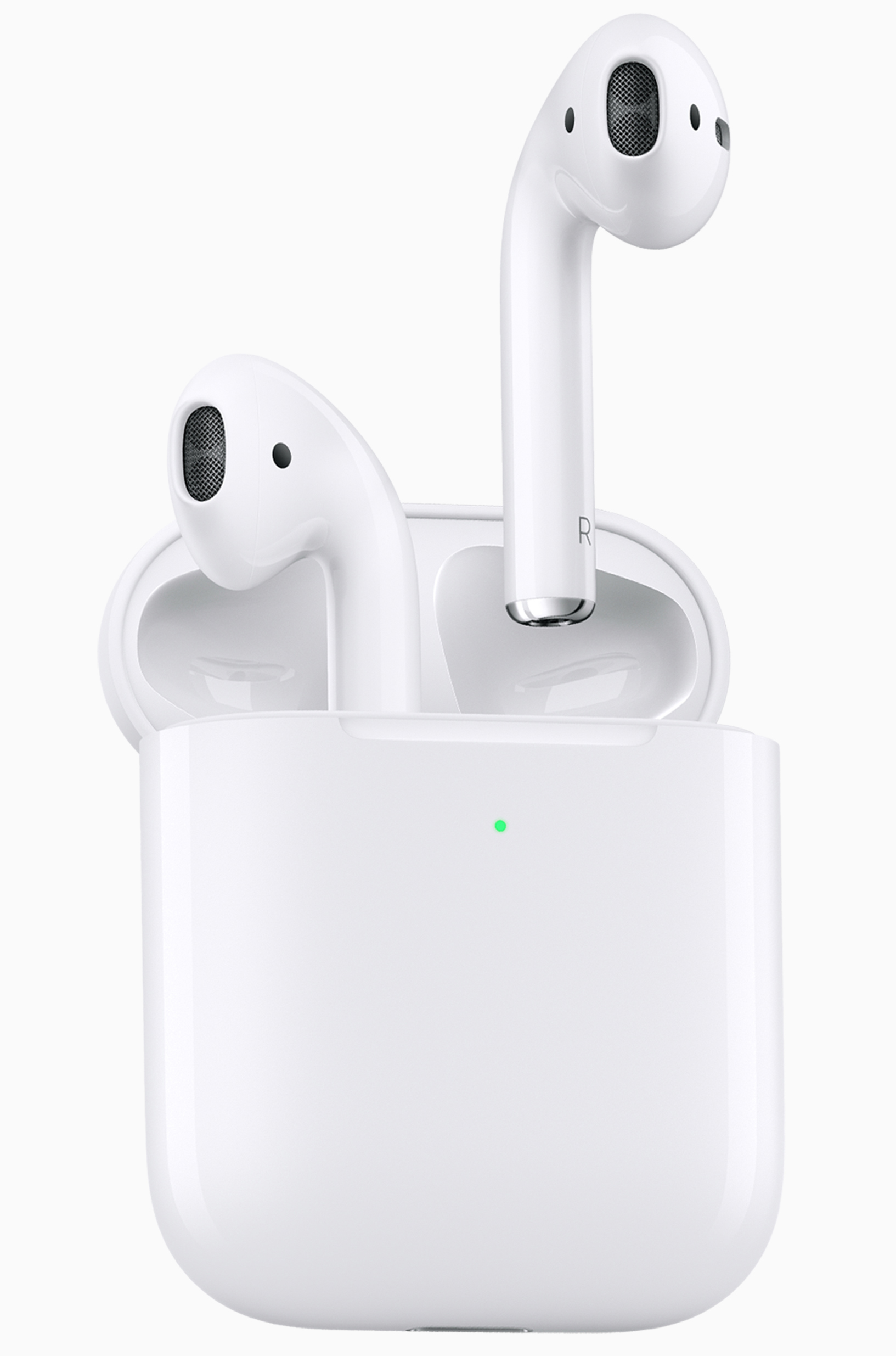 Apple Launches 2nd Gen AirPods: Longer Talk Time & Hands