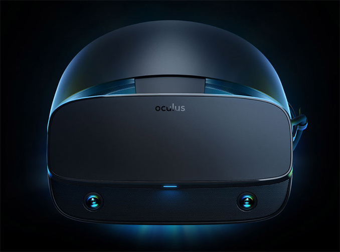 The new Oculus Rift S finally kills external beacons, for only $399