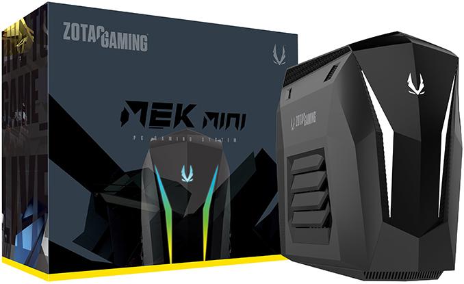 Enjoyable Zotac Mek Mini A Small High Performance Gaming Pc Download Free Architecture Designs Rallybritishbridgeorg