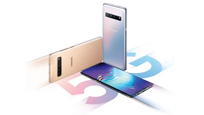 Samsung Confirms Galaxy S10 5G Specifications: Exynos Modem