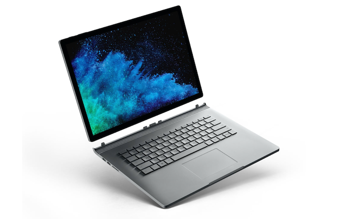 No Fooling: Microsoft Silently Updates Surface Book 2 13 5