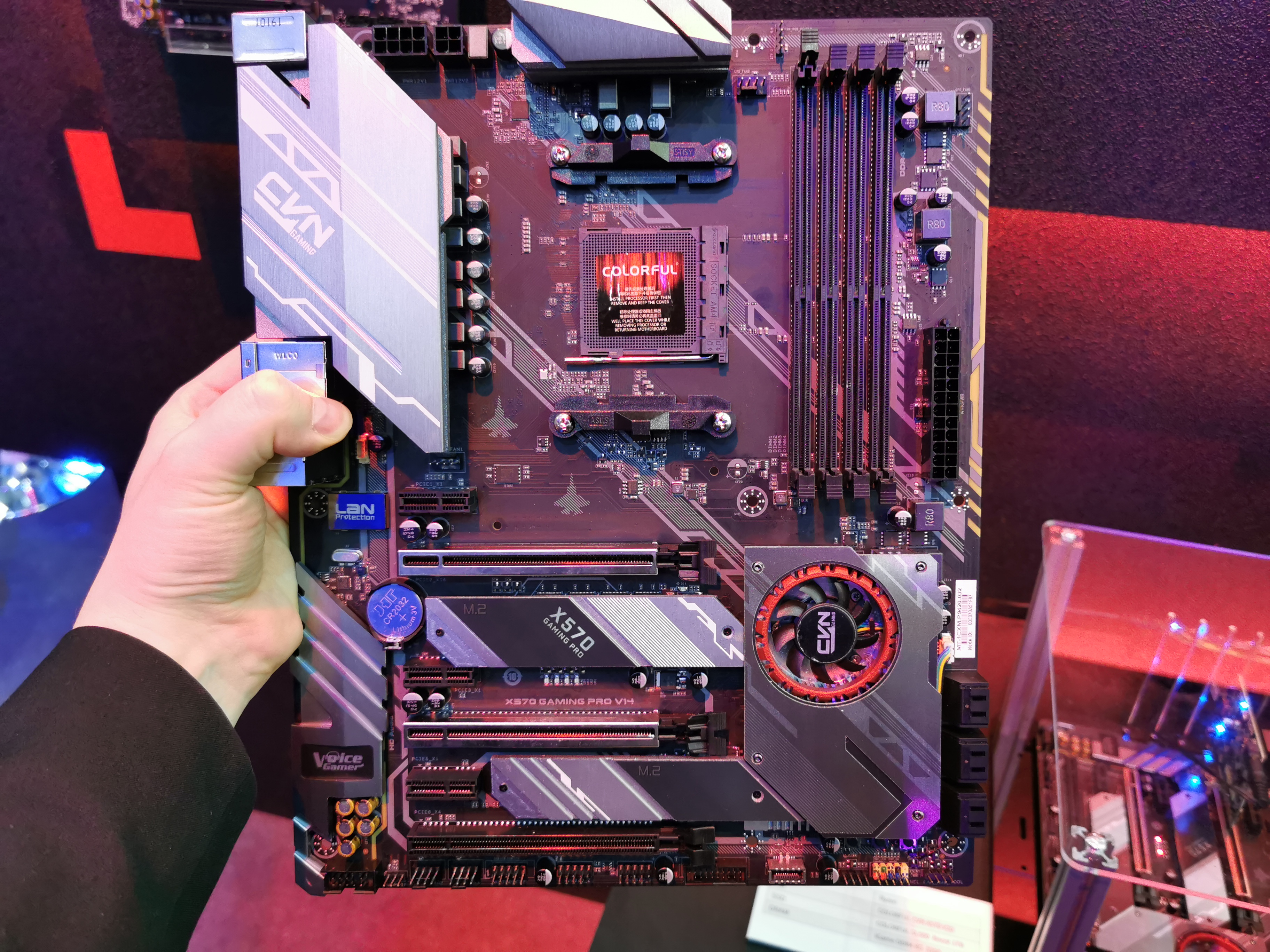 Colorful Cvn X570 Gaming Pro V14 The Amd X570 Motherboard Overview Over 35 Motherboards Analyzed