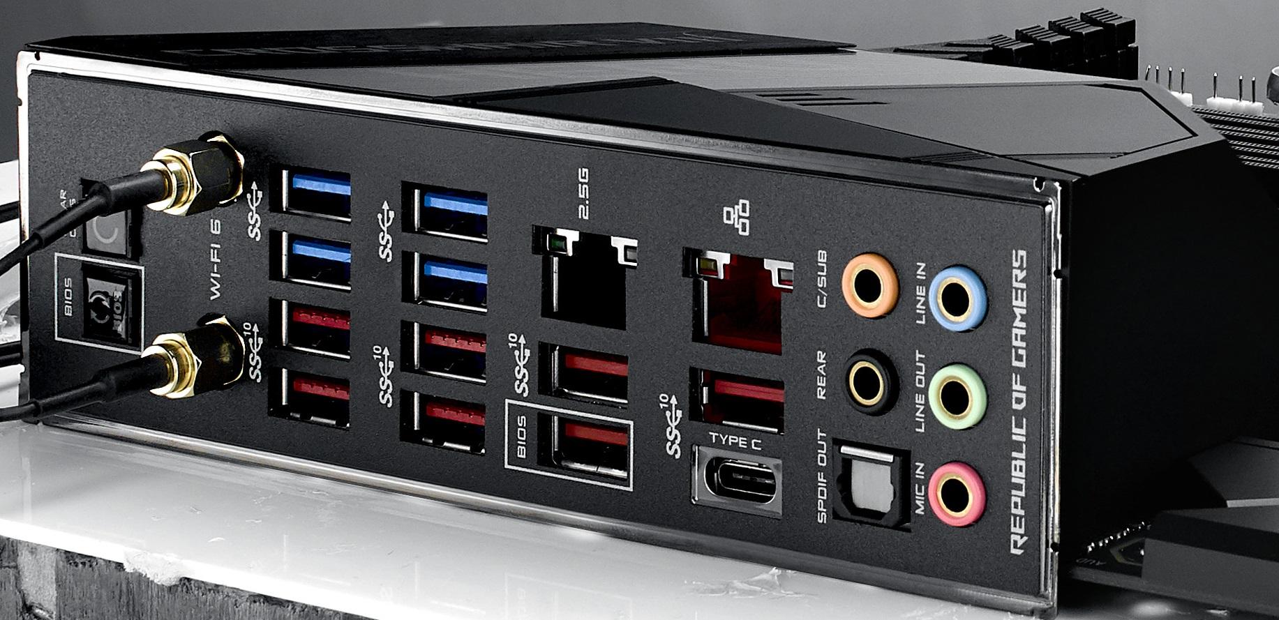 ASUS ROG Crosshair VIII Hero WIFI - The AMD X570 Motherboard