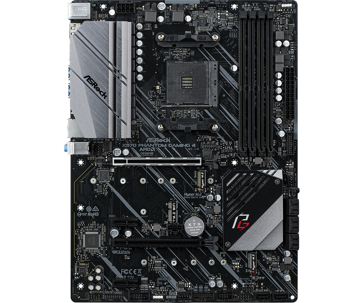 ASRock X570 Phantom Gaming 4 - The AMD X570 Motherboard