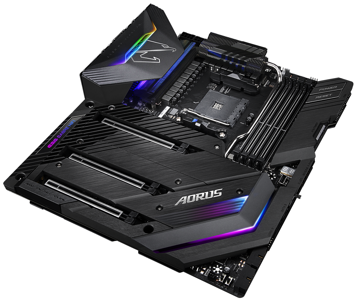 GIGABYTE X570 Aorus Xtreme - The AMD X570 Motherboard