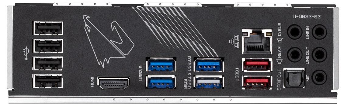 Gigabyte Aorus Elite AMD X570 AM4 ATX DDR4 Motherboard