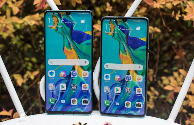 Display Measurement - The Huawei P30 & P30 Pro Reviews