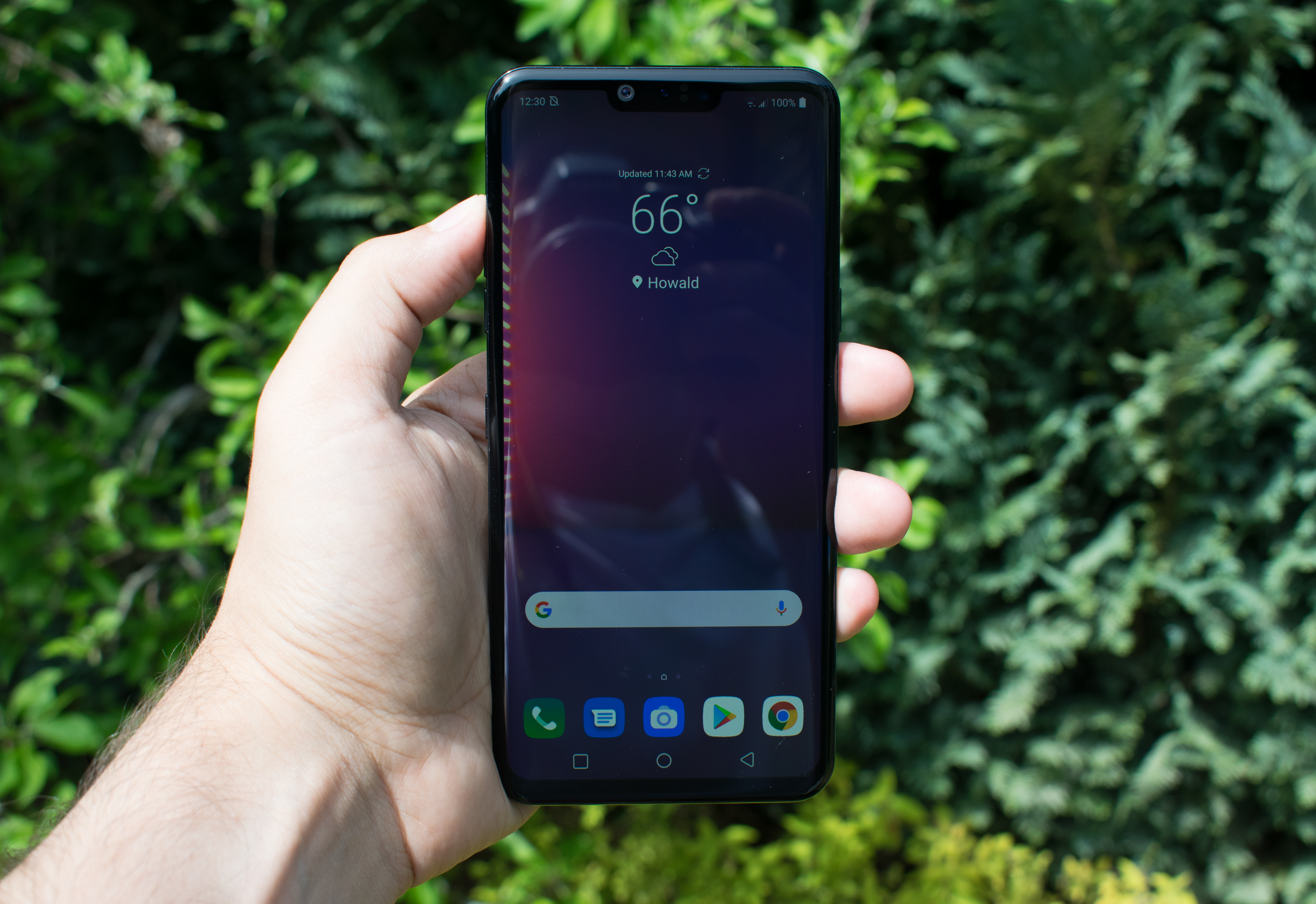 Display Measurement - The LG G8 Review: Solid, But Not Great