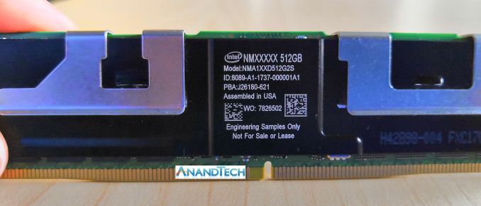 Intel To Align 3rd Generation Optane DCPMM with DDR5: R&D in New Mexico