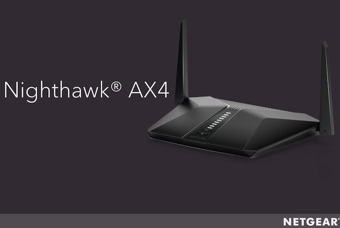 Netgear Launches the Nighthawk RAX40 - An Affordable Intel-based Wi