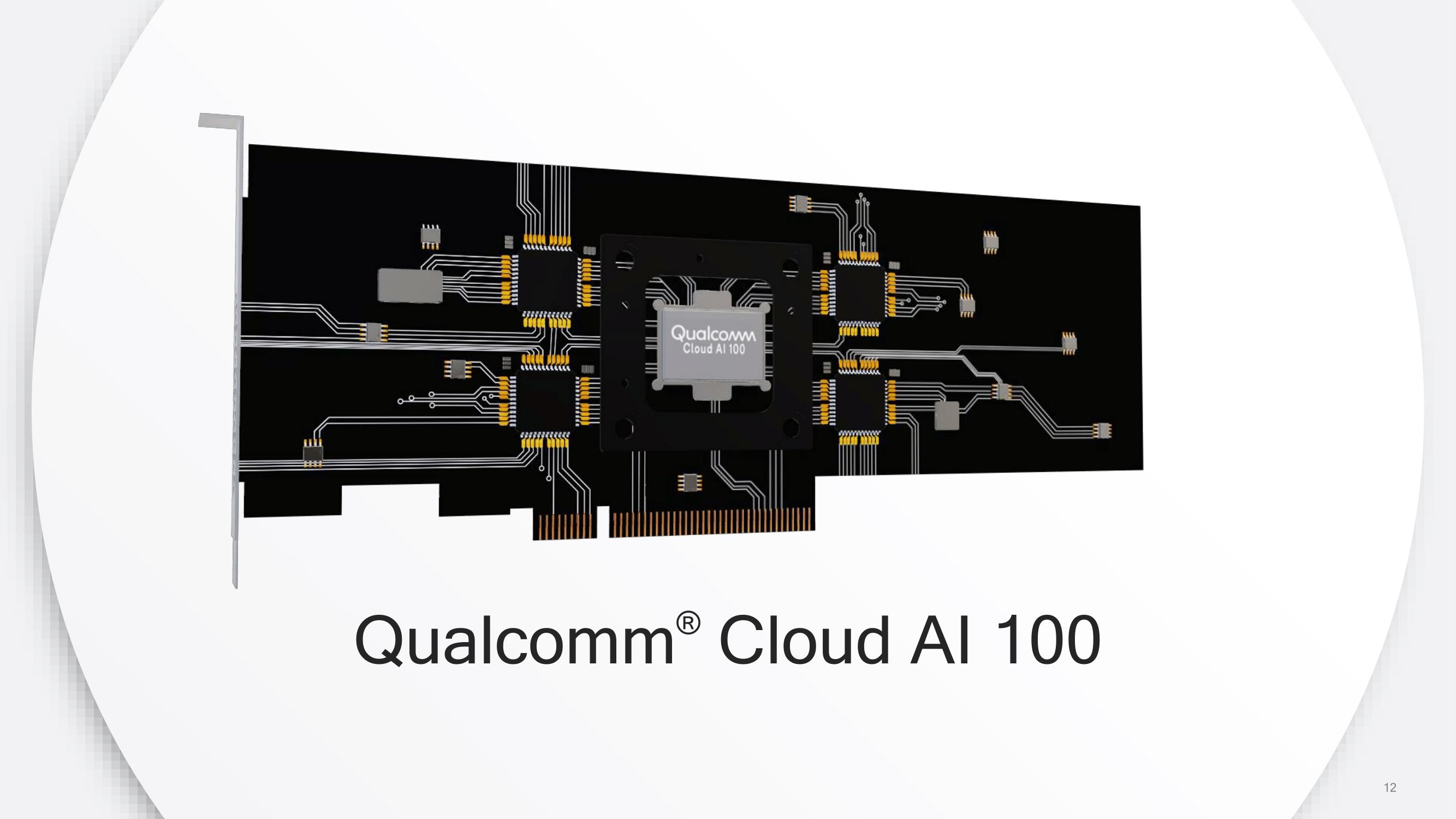 """The AI Race Expands: Qualcomm Reveals """"Cloud AI 100"""" Family"""