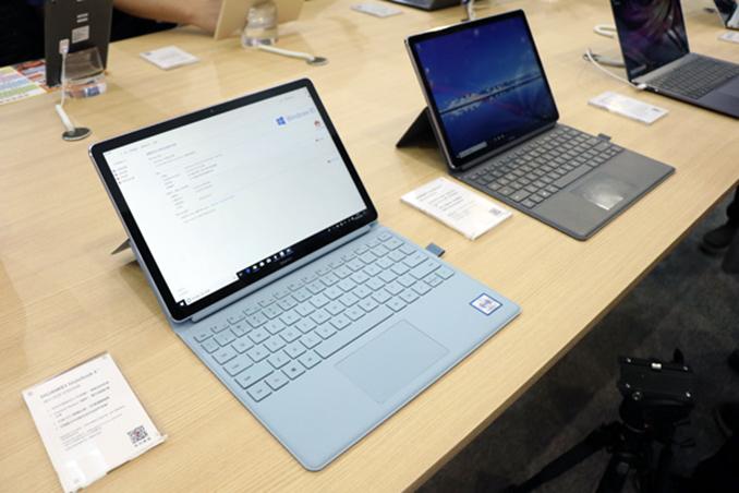 Huawei Readies Windows 10 Laptop Based on Qualcomm Snapdragon 850