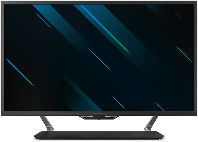 Acer Predator CG437K P: A 43-Inch 144 Hz Gaming Monitor with